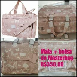Mala + bolsa Masterbag original