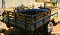 Caçamba madeira c10 d10
