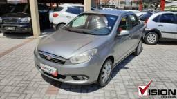 1. Fiat Grand Siena 1.4 Attractive 2013