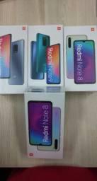 Vendo celulares note 8 e note 9