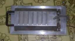 Máquina de crepes elétrica