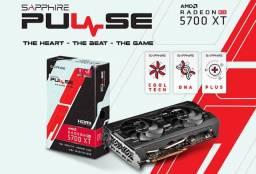 Placa de video AMD Sapphire Pulse 5700xt