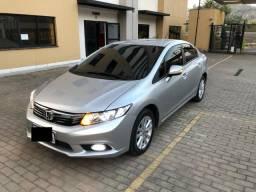 Honda Civic Sedan LXR 2.0 Flexone 16V Aut. 4p - Excelente - Apenas venda