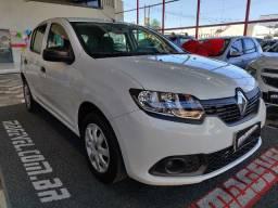 Renault Sandero Authentic 1.0 Completo Ano 2018