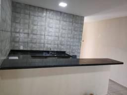 Casa plana 2 quartos com churrasqueira - Pontal - Angra dos Reis