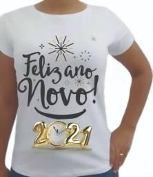 Camisa personalizada ano novo e outras