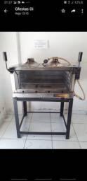 Vendo forno industrial com 2 infravermelhos