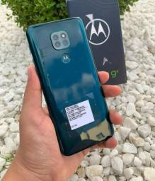 Motorola Moto G9 PLAY ( DUAL ) 64GB CÂMERA TRIPLAS ( 4GB RAM LACRADO+NF)
