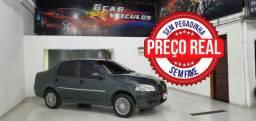 Fiat Siena EL 2012 1.4 com gnv