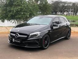 Mercedes Benz - A 45 amg 4 matic 2.0 - Top de linha