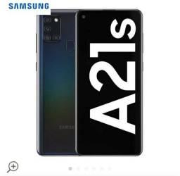 Vendo A21s ou troco por iphone