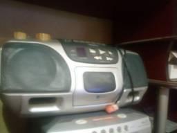 Rádio cd aiwa