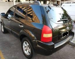 Hyundai - Tucson - usado-semi-novo- 2.0-16v-preta