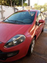Fiat Punto 1.4 Attractive vermelho