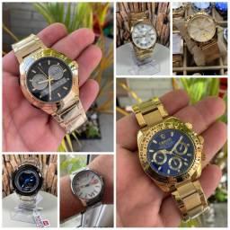 Quer andar na moda? Temos o relógio certo pra você.