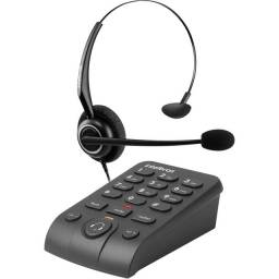Telefone Headset HSB 20 Intelbras