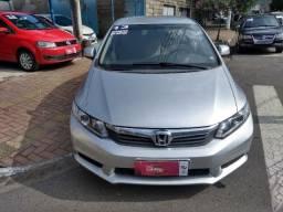 Honda Civic LXS -2013 + GNV