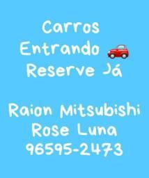 Up Move Manual 2016 c/57.000Km Falar c/Rose - Raion Mitsubishi