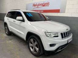 Grand Cherokee 4X4 Limited 2014 3.6 Completa Gasolina \Financio Sem Entrada \Aceito Troca