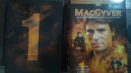Dvd primeira temporada Magaiver original