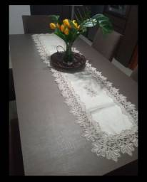 Lindo forro de mesa novo