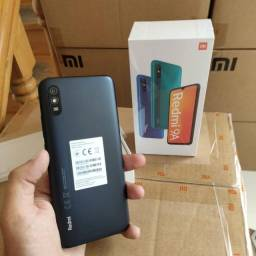 Xiaomi Redmi 9A 10X S/Juros 32GB/2GB Ram Loja Fisica + 1 Ano de Garantia + Brinde