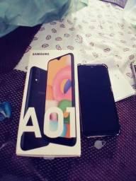 Samsung A01 de 32GB em IPhone