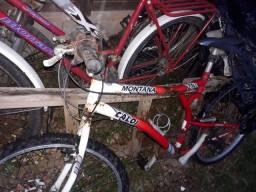 Venda bicicleta é a é a primeira