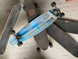 Título do anúncio: Skate  vendo todos esses