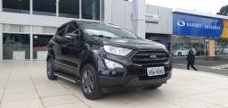 FORD NEW ECOSPORT FREESTYLE 1.5 12V Preto 2017/2018