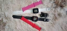 Smartwatch x8 - Faz e recebe ligação