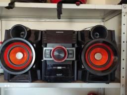 Rádio de casa Samsung