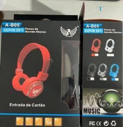 Fone de Ouvido Arco Headphone Bluetooth (A-B05)