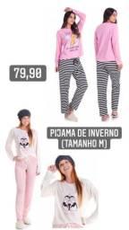 Pijama de inverno