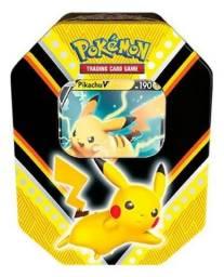 Lata pokémon Pikachu V