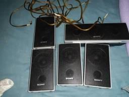 Caixas de home theater Sony