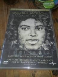 Dvd Michael Jackson - A Vida De Um Ícone (Duplo)