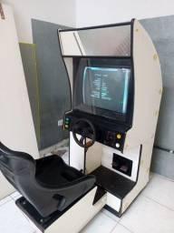 Videogame simulador de corrida
