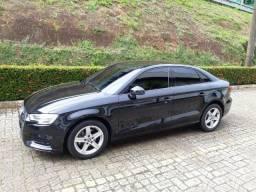 Audi A3, 2018/2018 1.4 Turbo Automático.