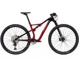 Bicicleta Cannondale Scalpel Carbon 3 Tamanho M Vermelho 2021