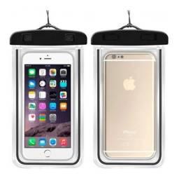 Capa pra iPhone impermeável