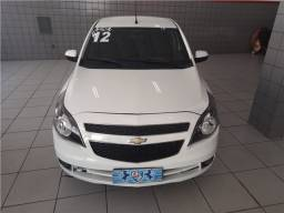 Chevrolet Agile 2012 1.4 mpfi ltz 8v flex 4p manual