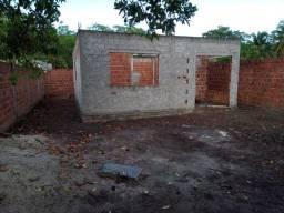 Casa em construção em Abreu e lima