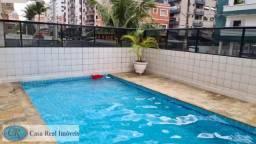 Apartamento para alugar com 1 dormitórios em Tupi, Praia grande cod:648