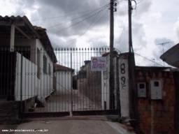 Casa para Locação em Presidente Prudente, Parque Cedral, 2 dormitórios, 1 banheiro
