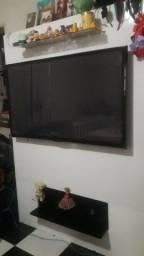 Título do anúncio: Painel para TV suspenso até 50 polegadas