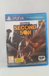 Infamous Second son Ps4
