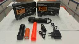 Título do anúncio: Lanterna para uso diverso x 900, recarregável