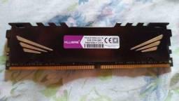 Memória Kllisre 8GB DDr4 2666MHZ, baixei pra sair hoje!