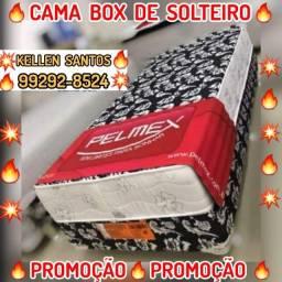 Título do anúncio: Cama Box de Solteiro >>